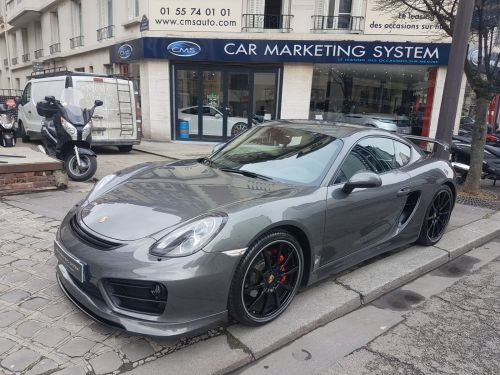 Porsche Cayman 3.4S PDK TECHART Leasing