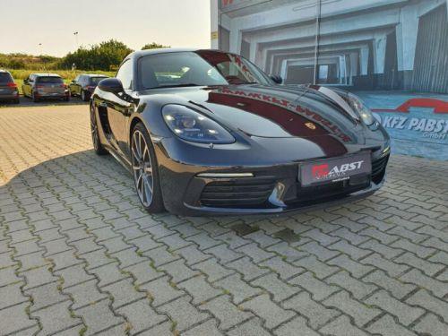 Porsche Cayman Porsche 718 Cayman S