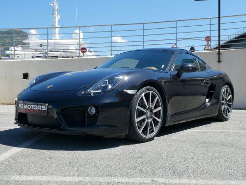Porsche Cayman S PDK 325 CV TYPE 981