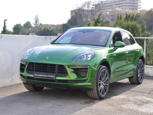 Porsche Macan (2) 440 TURBO Leasing