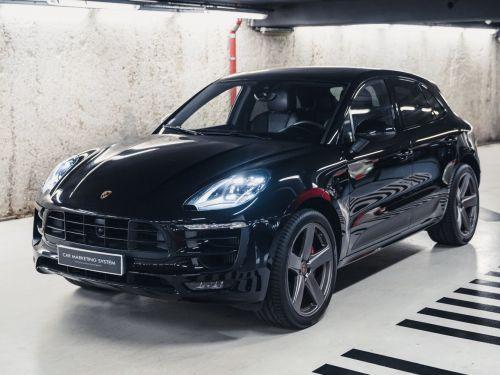 Porsche Macan 3.0 V6 GTS Leasing
