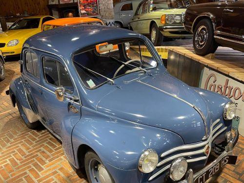 Renault 4CV Strictement d'origine !