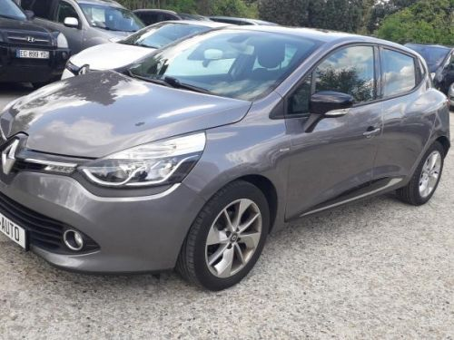 Renault Clio 4 IV 0.9 TCE 90 ENERGY LIMITED