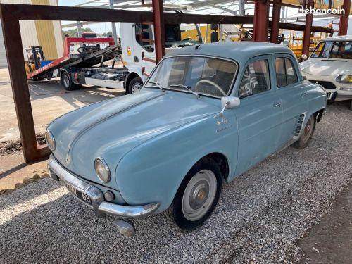Renault Dauphine Belle de 1958
