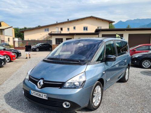 Renault Espace 2.0 dci 175 initiale 01/2014 7 PLACES CUIR ELEC XENON TOIT PANORAMIQUE ATTELAGE