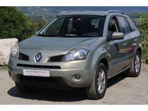 Renault Koleos 2.0 dCi 150 4x4 Carte Grise Offerte