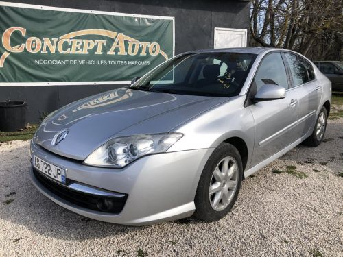 Renault LAGUNA CARMINAT TOMTOM