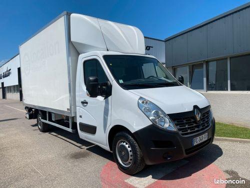 Renault Master 2.3 dci 145cv caisse 20m3 hayon