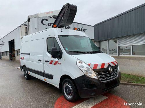 Renault Master l2h2 nacelle klubb k32 2017