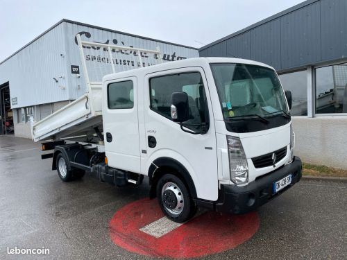 Renault Maxity double cabine benne 140cv