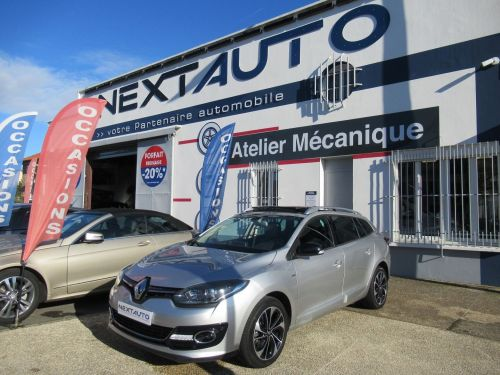 Renault Megane 1.2 TCE 115CH ENERGY BOSE EURO6 2015