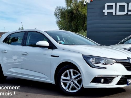 Renault Megane IV (BFB) 1.5 dCi 110ch energy Business