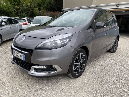 Renault Scenic 1.5 DCI 110CH BOSE EDC