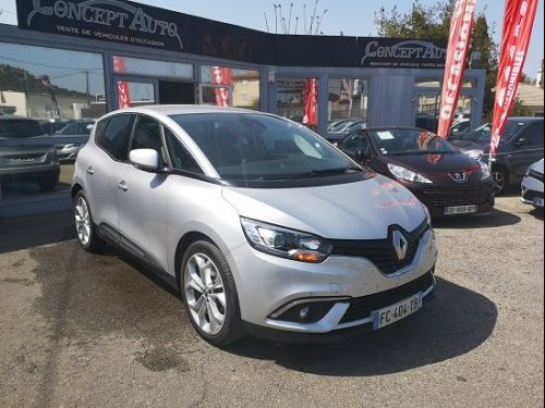 Renault Scenic business pack
