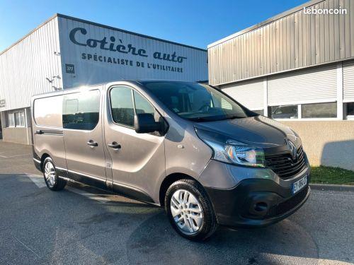 Renault Trafic l2h1cabine approfondie 145cv 2018
