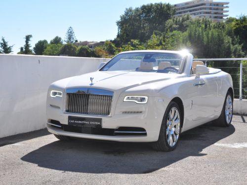 Rolls Royce Dawn V12 Leasing