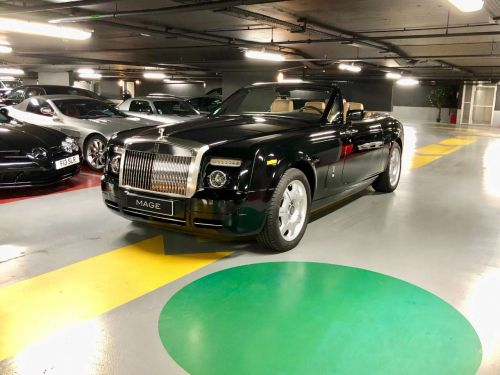 Rolls Royce Phantom 6.75 V12 Convertible A