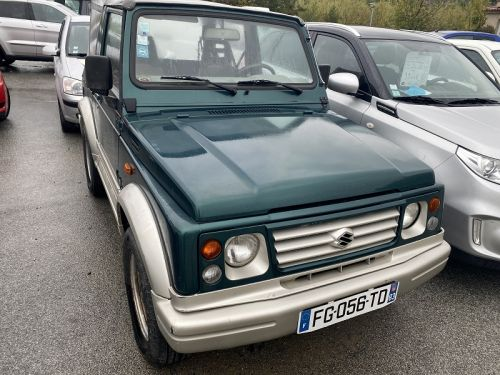 Suzuki Santana 413