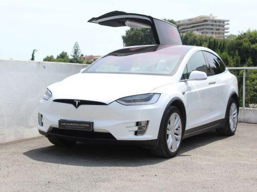 Tesla Model X 90 KWH DUAL MOTOR Leasing