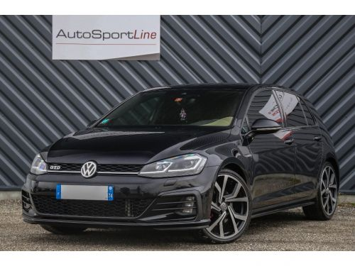 Volkswagen Golf GTD 2.0 DSG7 BlueMotion Technology