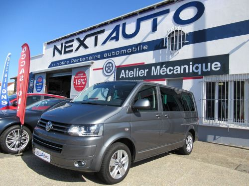 Volkswagen Multivan 2.0 TDI 180CH BLUEMOTION TECHNOLOGY HIGHLINE