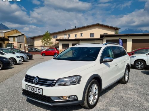 Volkswagen Passat Alltrack 2.0 tdi 170 4motion dsg 11/2012 GPS REGULATEUR BT
