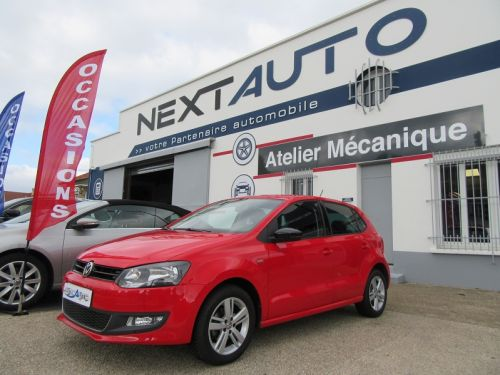 Volkswagen Polo 1.2 60CH MATCH 5P