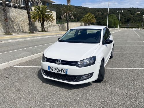 Volkswagen Polo 1.2 60CH STYLE 3P