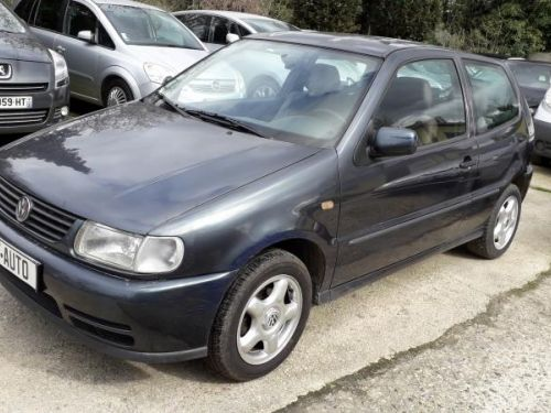 Volkswagen Polo 1.4 MATCH 60 3P
