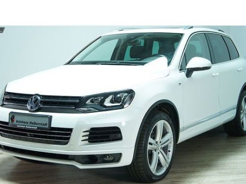 Volkswagen Touareg 3.0 V6 TDI 245CH BLUEMOTION FAP R LINE EDITION 4MOTION TIPTRONIC