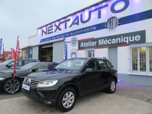 Volkswagen Touareg 3.0 V6 TDI 262CH BLUEMOTION TECHNOLOGY CARAT 4MOTION TIPTRONIC