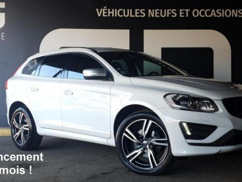 Volvo XC60 D4 190 CH Geartronic A
