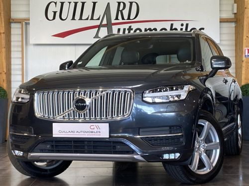 Volvo XC90 D5 225ch AWD INSCRIPTION GEARTRONIC 7 PLACES