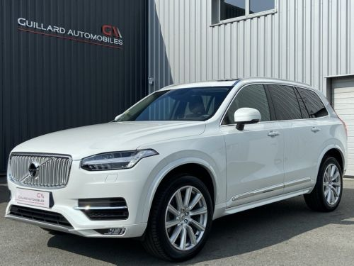 Volvo XC90 D5 AWD 235ch INSCRIPTION GEARTRONIC 8