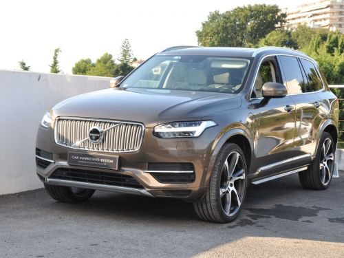 Volvo XC90 T8 HYBRID Twin Engine 320+87 Ch Geartronic 7 Places Momentum Leasing