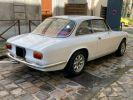 Alfa Romeo 1600 Coupé Bertone GT 1600 Junior Blanc Verni  - 4