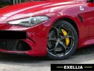 Alfa Romeo Giulia Quadrifoglio 2.9 V6 Bi-Turbo  ROUGE PEINTURE METALISE  Occasion - 1