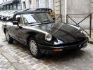 Alfa Romeo Spider 2.0i Noir Opaque Verni  - 5