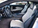 Aston Martin DBS SUPERLEGGERA#Cuir Blanc Argento métal Dynamic Futurist White Stone métal  - 4