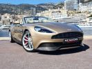 Aston Martin Vanquish VOLANTE V12 TOUCHTRONIC III Selene Bronze Métal Occasion - 9