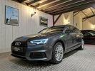 Audi A4 Avant 2.0 TDI 150 CV SLINE BVA Gris  - 2