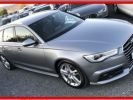 Audi A6 3.0 V6 TDI 272CH S LINE QUATTRO S TRONIC 7 GRIS Occasion - 1
