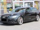 Audi A6 Avant 3.0 V6 BITDI 326CH COMPETITION QUATTRO TIPTRONIC NOIR Occasion - 1