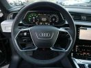 Audi E-tron s-line  noir mythos métallisé  - 7