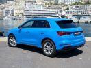 Audi Q3 35 TFSI 150 S-line S-tronic Bleu Turbo Occasion - 9