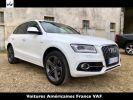 Audi Q5 S Line Deriv VP, TVA Recup, pas TVS, Toit pano Blanc Ibis Metal Occasion - 2