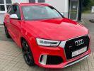 Audi RS Q3 Rouge métallisée  - 1