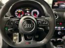 Audi RS3 blanc  - 3