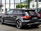 Audi RS3 Noir métallisée   - 3