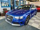 Audi RS4 Avant 4.2 FSI quattro * S-Line * Bleu  - 2